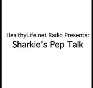 Interview on Sharkie's Pep Talk